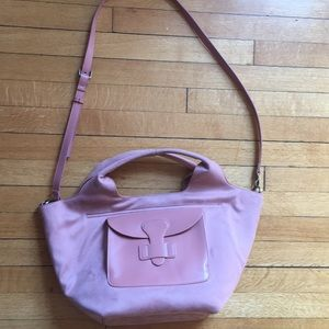 Large Anthropologie Crossbody, excellent condition